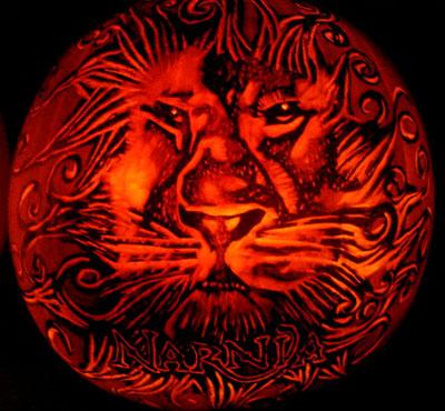 Kidlit Themed Jack O Lanterns Awesomeness Ingrid S Notes