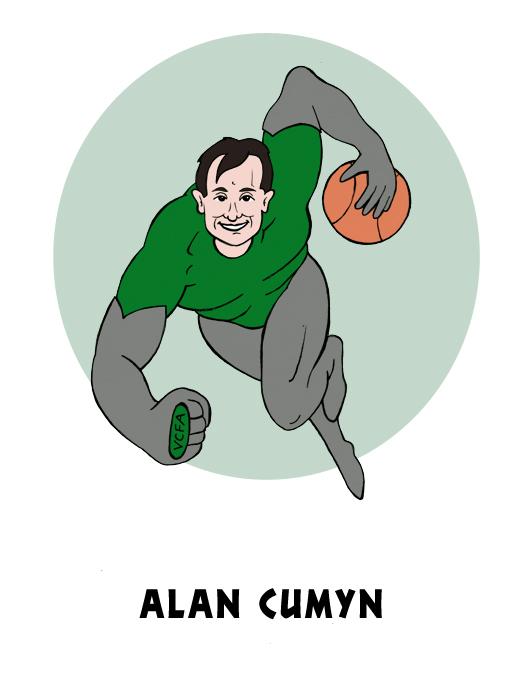 Alan Cumyn