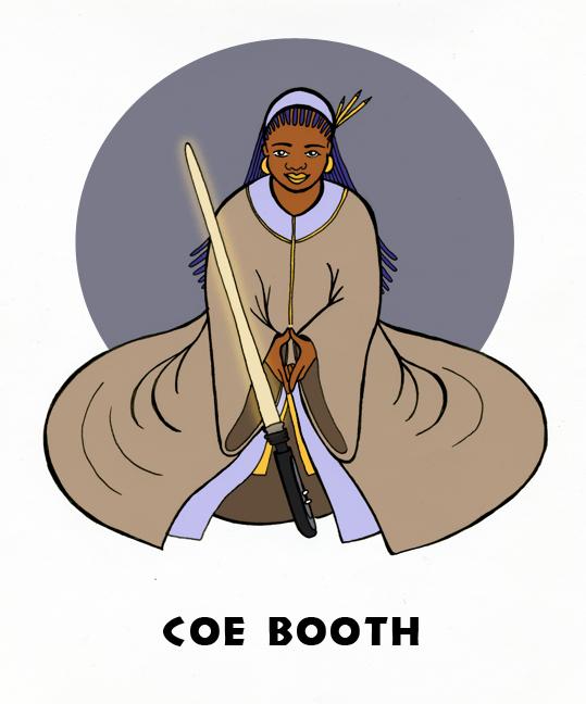 Coe Booth