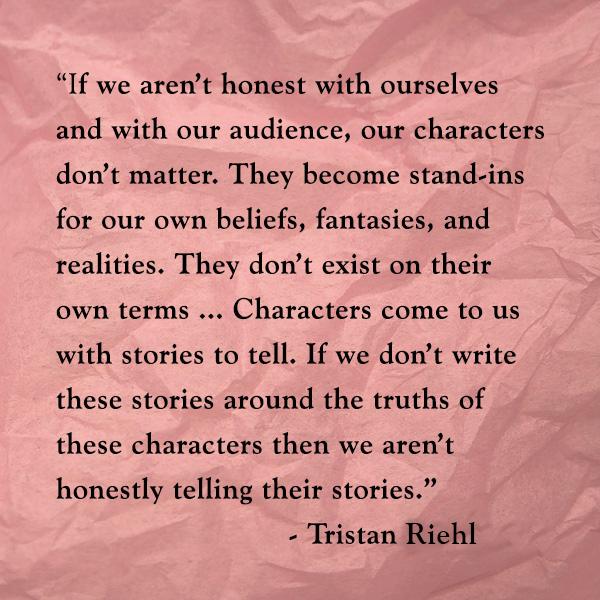 Tristan Quote