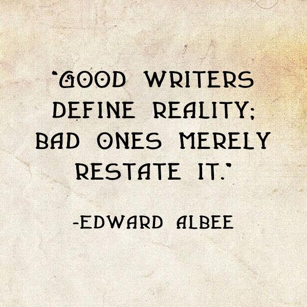 Albee Quote