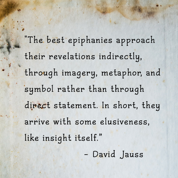 David Jauss Quote