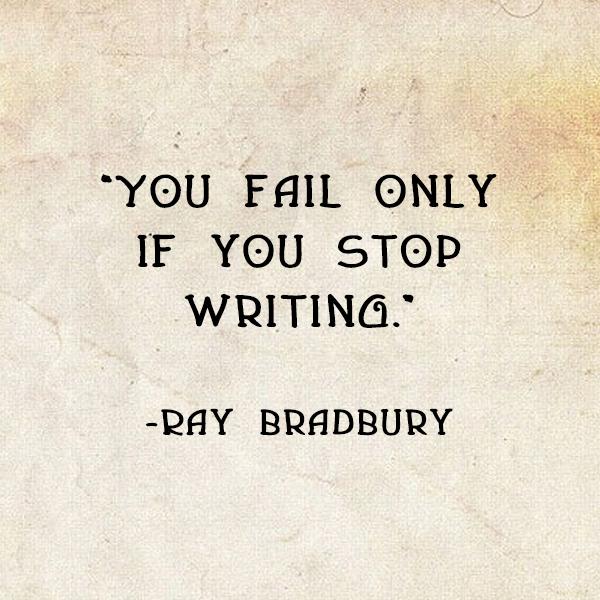 Quote Of The Week Ray Bradbury Ingrid Sundberg