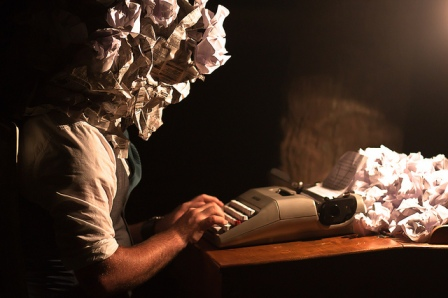 Paper head Typing