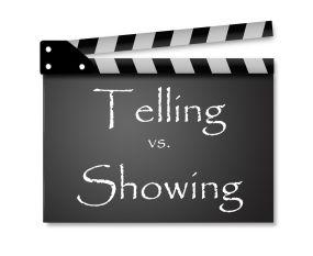 Telling-vs.-Showing