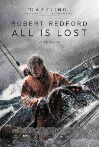 All Is Lost Poster