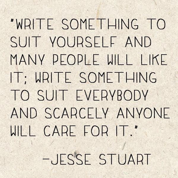 Jesse Stuart
