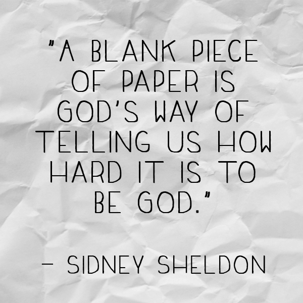 Sidney Sheldon Quote