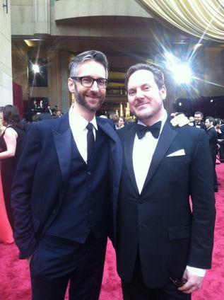 Michael and Tim