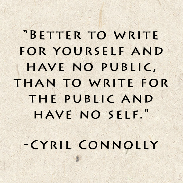 Cyril Connolly quote