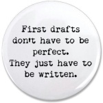 First draft button