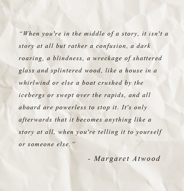 Margaret atwood this is a photograph of me essay
