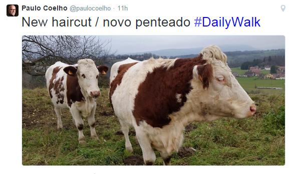 Paulo C Tweet